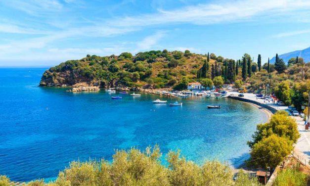 8 dagen genieten @ Samos | incl. vlucht en verblijf voor €281,- p.p.