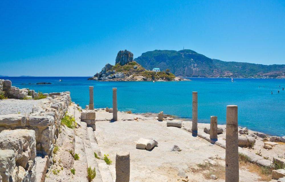 Last minute vakantie @ Kos voor €274,- p.p. | Vertrek in oktober