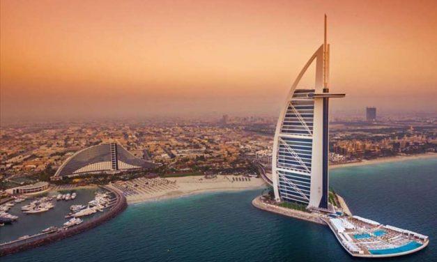4* cruise naar Dubai & Abu Dhabi | Op basis van volpension €459,-