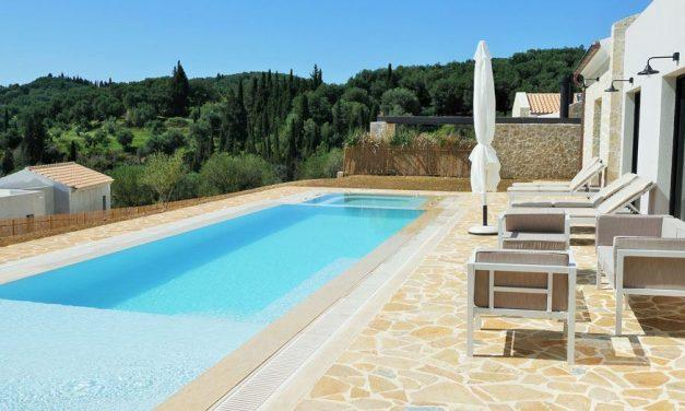 4* Villa + privézwembad Corfu | vlucht, huurauto & verblijf €455,-