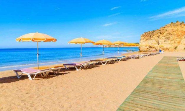 8-daagse vakantie naar de Algarve | vluchten, verblijf & ontbijt €284,-