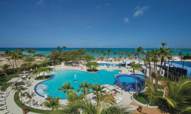 Wauw: 5* RIU Palace Antillas Aruba | all inclusive €1341,- per persoon