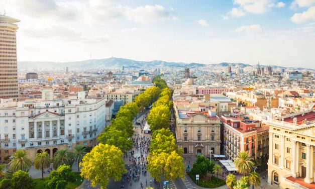 4 dagen Barcelona €181,- | Vlucht + hotel AAN de Ramblas + ontbijt