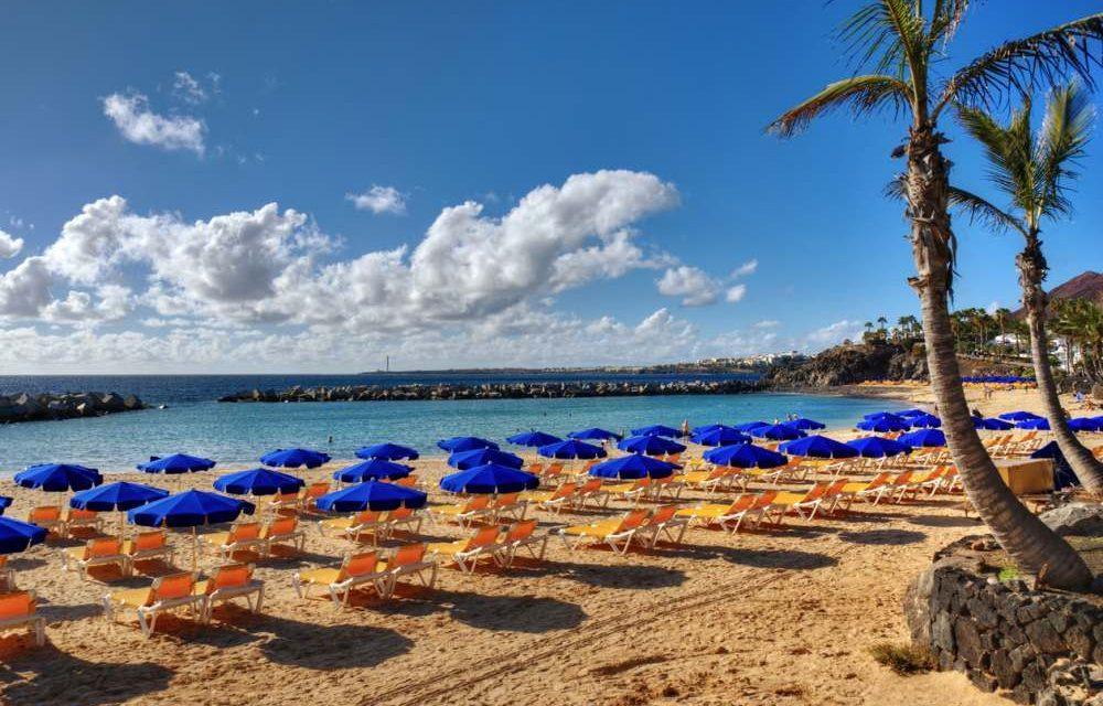 Vier de zomervakantie @ Lanzarote | Augustus 2019 voor €385,-