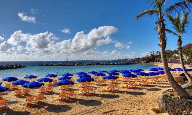 Vier de zomervakantie @ Lanzarote   Augustus 2019 voor €385,-