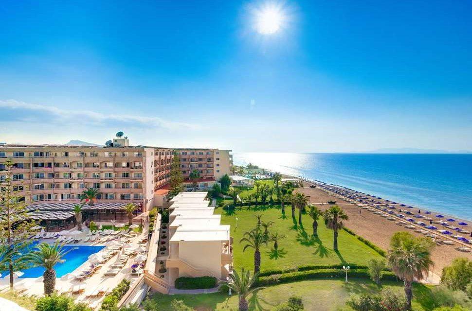 4**** vakantie Rhodos | halfpension in oktober voor maar €442,- p.p.