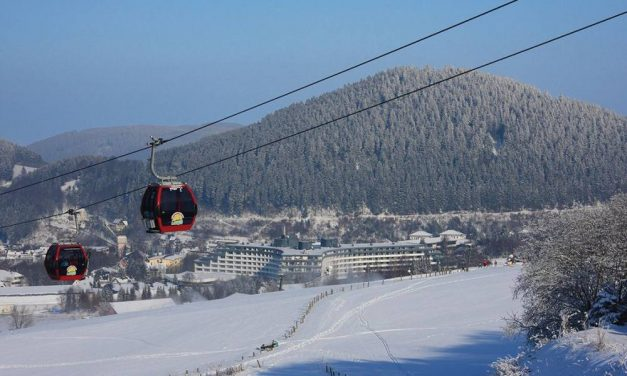 4* wintersport Duitsland voor €222,-   incl. skipas & halfpension