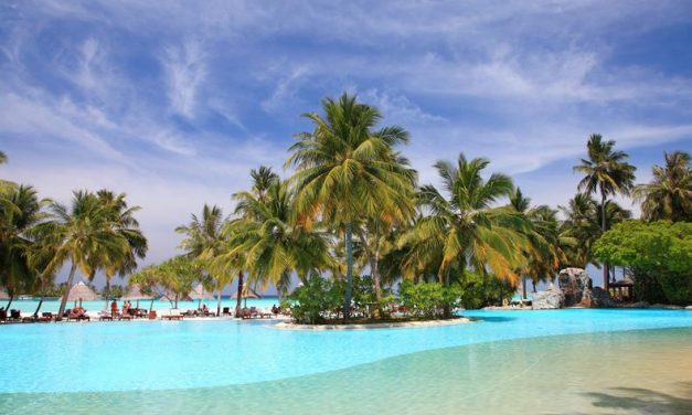 Droom weg @ de paradijselijke Malediven | 4* luxe halfpension