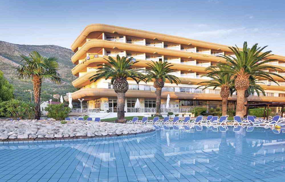 4* Kroatie aanbieding   luxe all inclusive voor €646,- per persoon