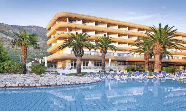 4* Kroatie aanbieding | luxe all inclusive voor €646,- per persoon