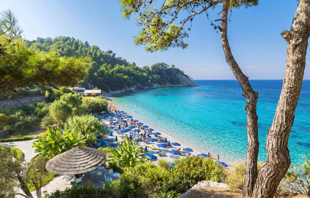 Let's go to Samos | 8-daagse reis in juni 2019 nu €252,- per persoon