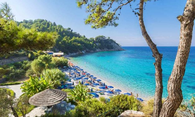 Samos is waiting for you   8 dagen relaxen €209,- p.p.
