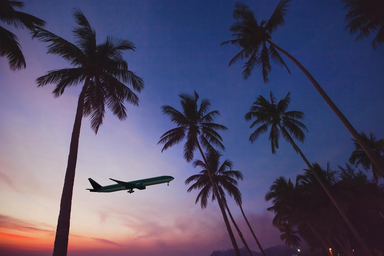 Bali vliegtijd