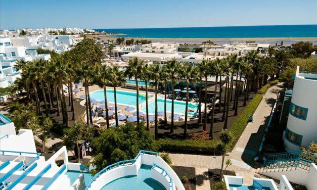 Budget vakantie @ Lanzarote   8 dagen voor maar €284,- p.p.