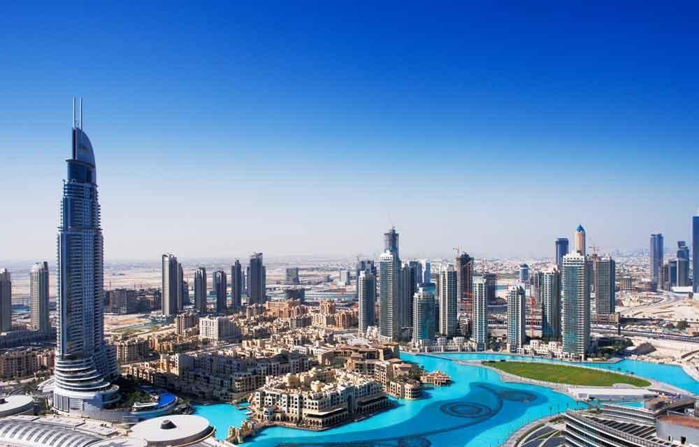 Ultieme luxe @ Dubai voor €486,-   incl. 5* hotel + dagelijks ontbijt