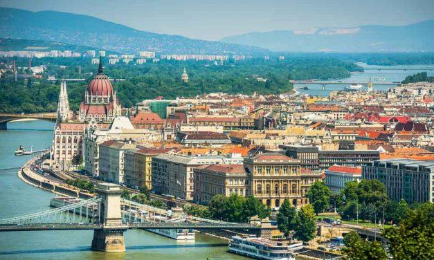3-daagse citytrip @ Boedapest | 4* hotel met wellness nu €99,- p.p.