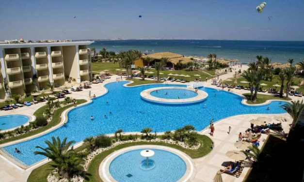 All inclusive @ Tunesië | 5* vakantie in november nu €468,- p.p.