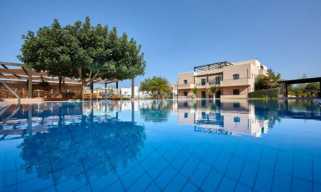 Super last minute herfstvakantie @ Kreta |5*  all inclusive voor €399,-