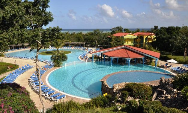 All inclusive @ Cuba €651,- p.p.   9-daagse vakantie in november