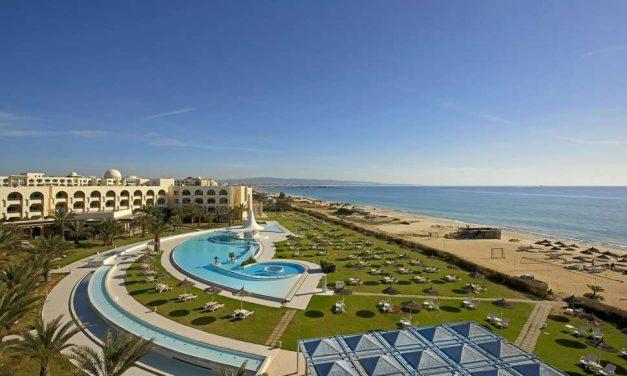5* vakantie naar Tunesië | 8 dagen inclusief ontbijt & diner €382,-