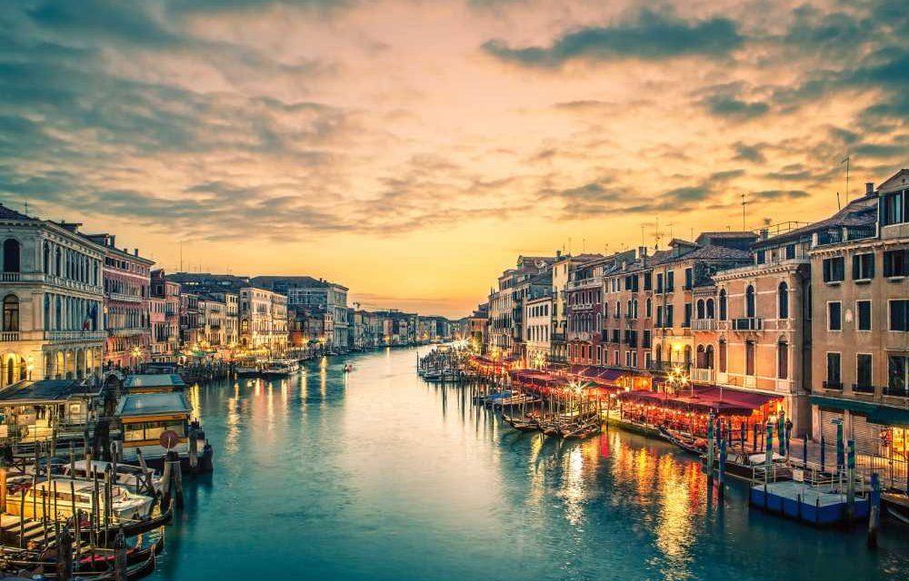 Yes! Romantische stedentrip Venetië | 3 dagen incl. onbijt €90,-