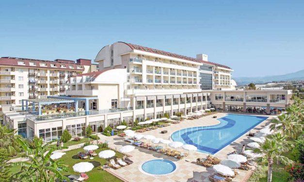 5* luxe halfpension voorjaarszon @ Turkije | 8 dagen voor €255,- p.p.