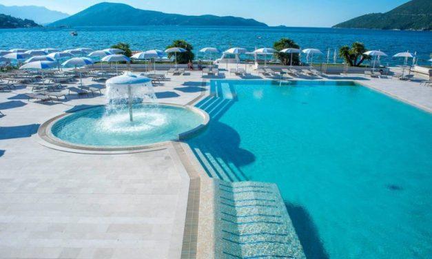 Luxe Montenegro zonvakantie   8 dagen incl. ontbijt €409,- p.p.
