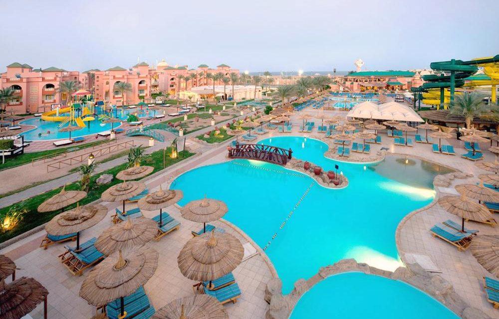 Winterzon Egypte   8 dagen all inclusive incl. 4* verblijf €349,-