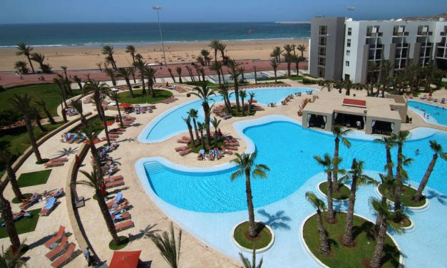 5***** last minute Marokko | 8 dagen incl. ontbijt en diner €397,-