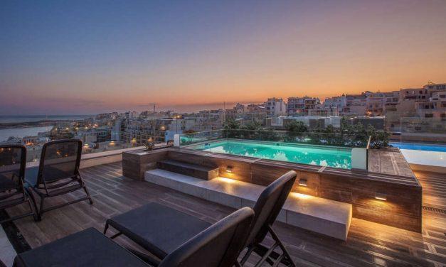 4* vakantie @ Malta | 8-daagse vakantie voor €173,- per persoon