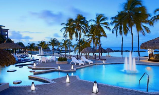 4* luxe @ Mambo Beach Curacao | All inclusive NU €999,- p.p.