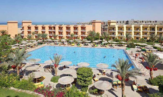 Sunweb weekenddeal: winterzon @ Egypte | all inclusive €297,- p.p.