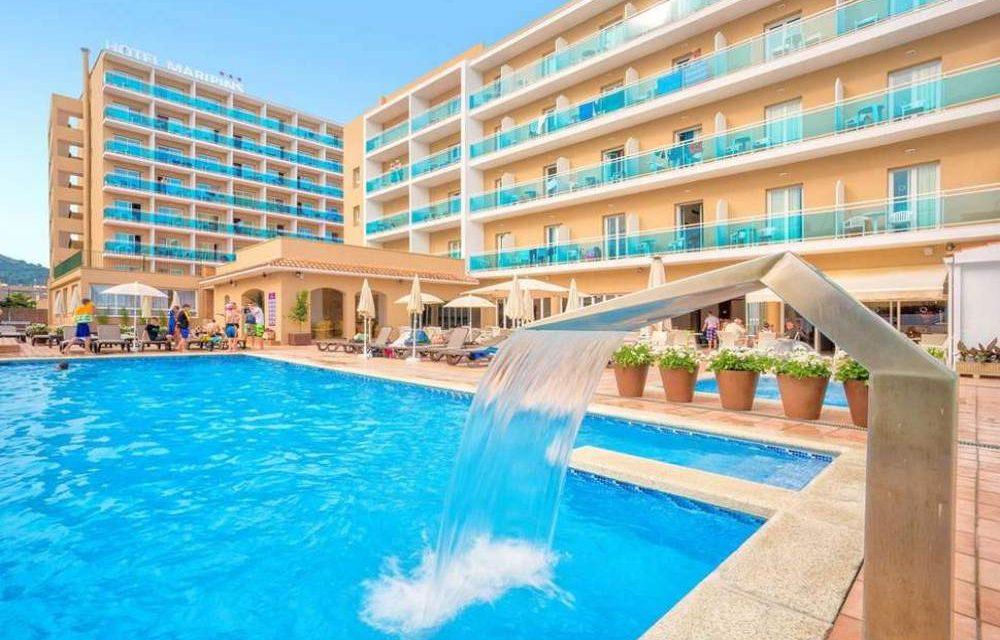 4* vakantie @ Costa del Maresme   8 dagen incl. ontbijt & diner €413,-