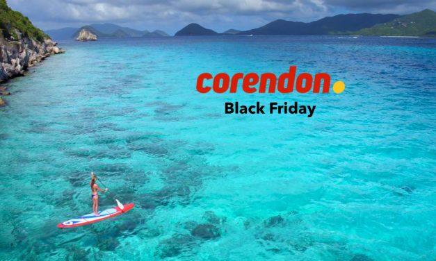 Corendon Black Friday 2020 | Nu met €100,- EXTRA korting… Sla je slag!