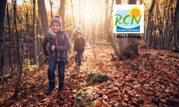 RCN Kortingscode Black Friday 2018   Vakantieparken met korting!