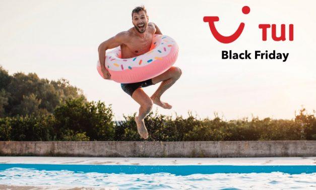 TUI Black Friday 2020 | Bijna van start | tot €100,- extra korting!