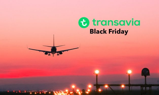 Transavia Black Friday 2018 | Vliegtickets vanaf slechts €19,- | OP=OP