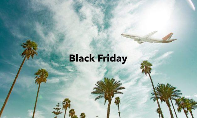 Black Friday vliegtickets 2020 | Vakantie aanbiedingen & deals | TUI & KLM