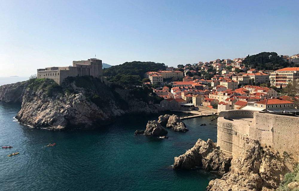 Tips voor 2 dagen in de mooiste stad van Kroatie: Dubrovnik