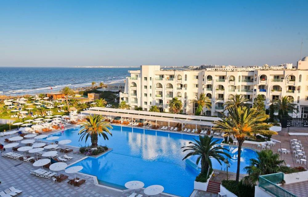 5***** deal @ Tunesië | 8 dagen all inclusive €364,- per persoon