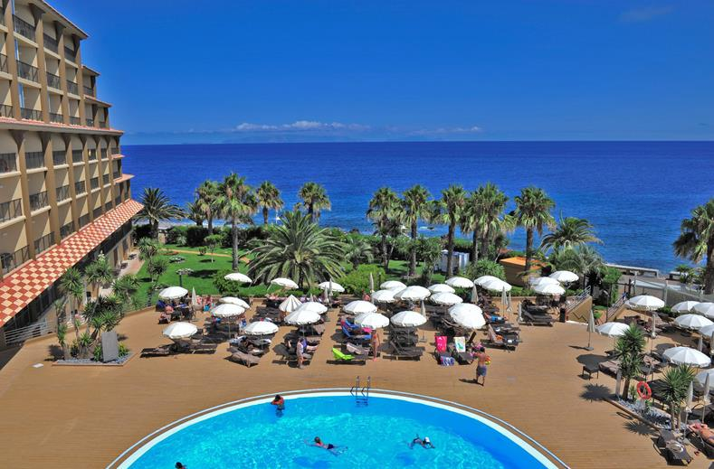 4* luxe op Madeira | vlucht + transfer + 8 dagen verblijf €112,- p.p.