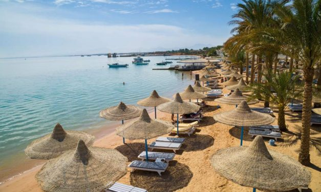 Last minute all inclusive Egypte | 4* super deal voor €339,- p.p.