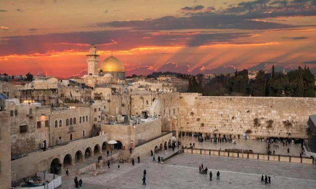 Bucketlist: rondreis Israel | inclusief heel veel voor maar €549,- p.p.