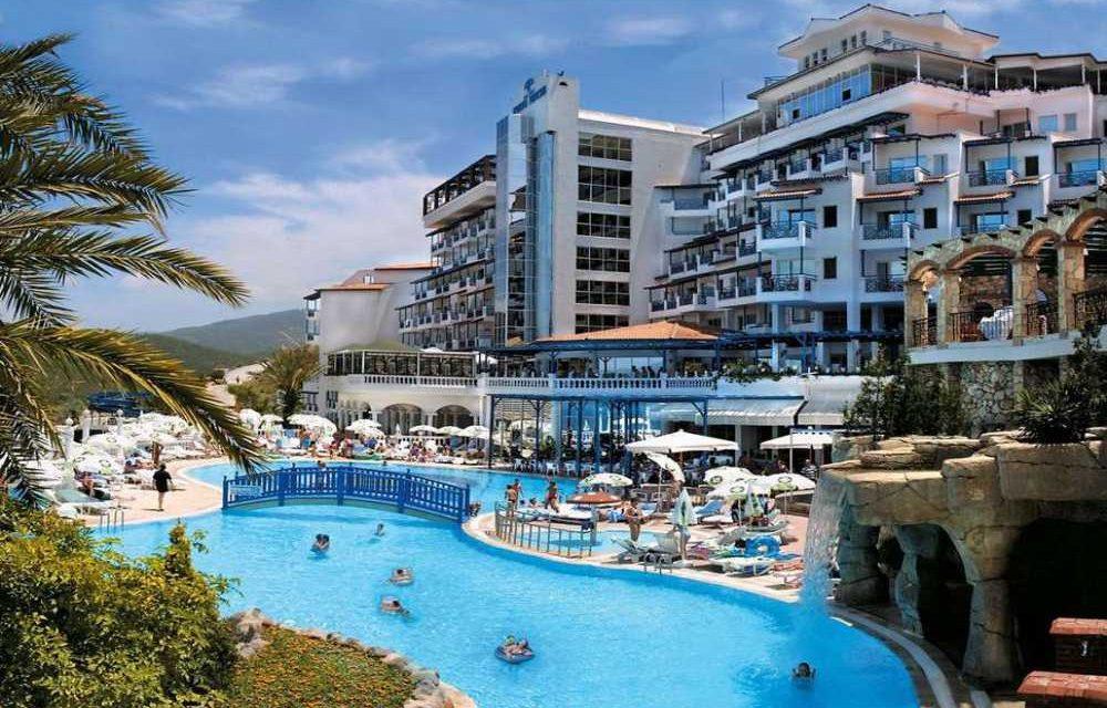 5***** deal @ Turkije | 8-daagse all inclusive vakantie €301,- p.p.