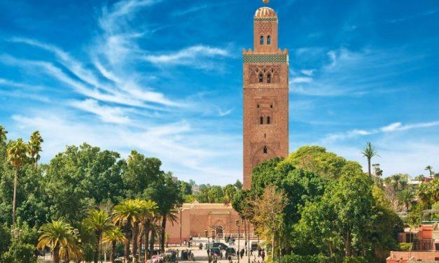 8 dagen betoverend Marrakech | incl. verblijf & ontbijt €214,- p.p.