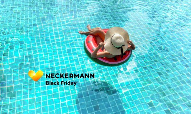 Neckermann Black Friday 2018 | tot 59% korting op je vakantie!