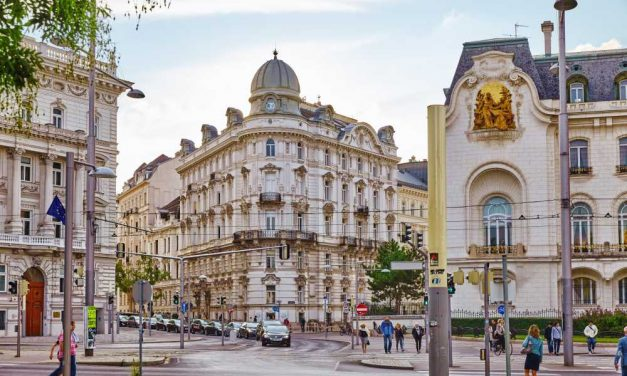 4-daagse stedentrip @ Wenen | inclusief ontbijt €169,- per persoon