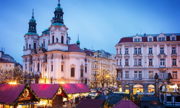 Citytrip historisch Praag | incl. vluchten, 4* hotel + ontbijt €107,-