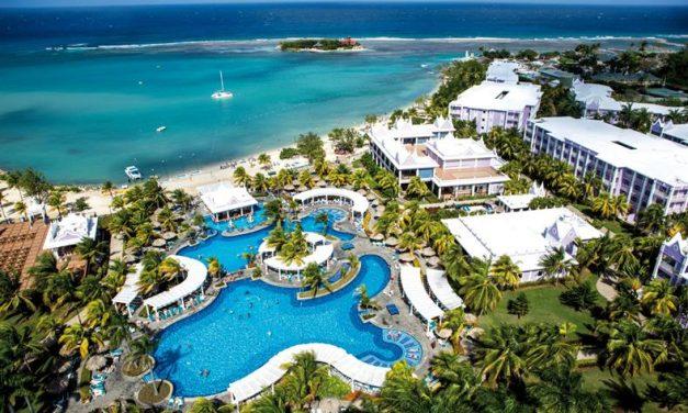 5* RIU Montego Bay Jamaica | all inclusive €699,- per persoon