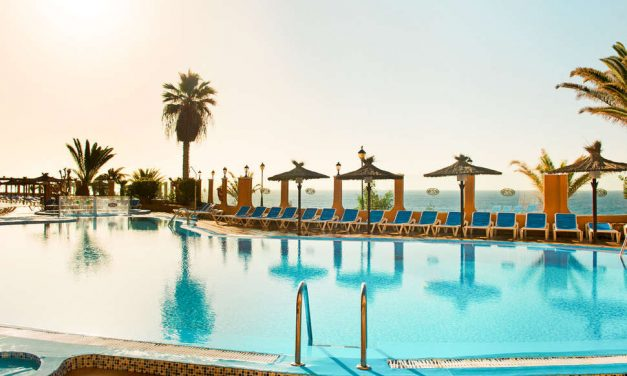 Wow! 8 dagen Fuerteventura   December 2018 voor €172,- p.p.
